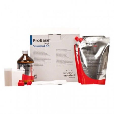 ProBase Hot Standard Kit clear