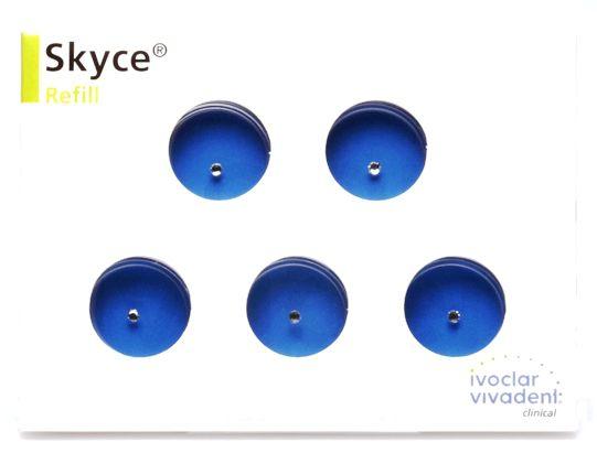 Skyce Refill 5 crystal small