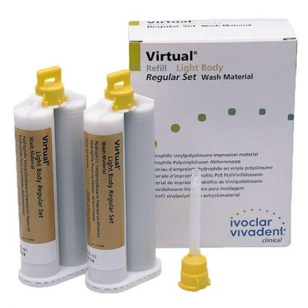 Virtual Refill Light Body Reg. 2x50 ml