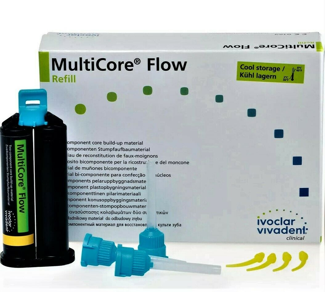 MultiCore Flow Refill 50 g light