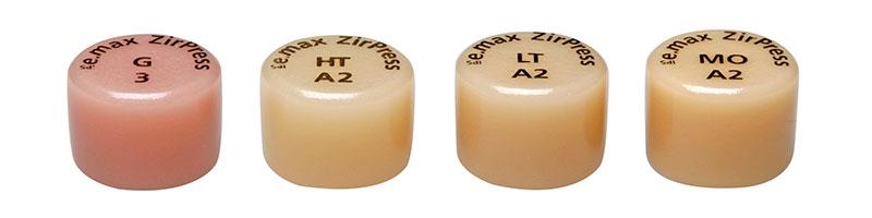 IPS e.max ZirPress LT B2 5 pcs