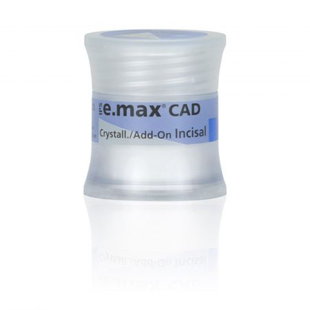 IPS e.max CAD Crystall./Add-On 5g Incis.