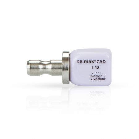 IPS e.max CAD CEREC/inLab HT A3 I12/5