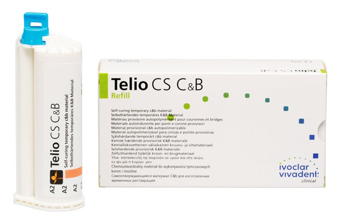 Telio CS C&B Refill A2