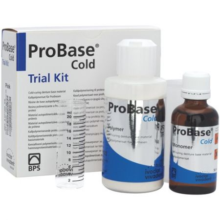 ProBase Cold Trial Kit Pink-V Implant