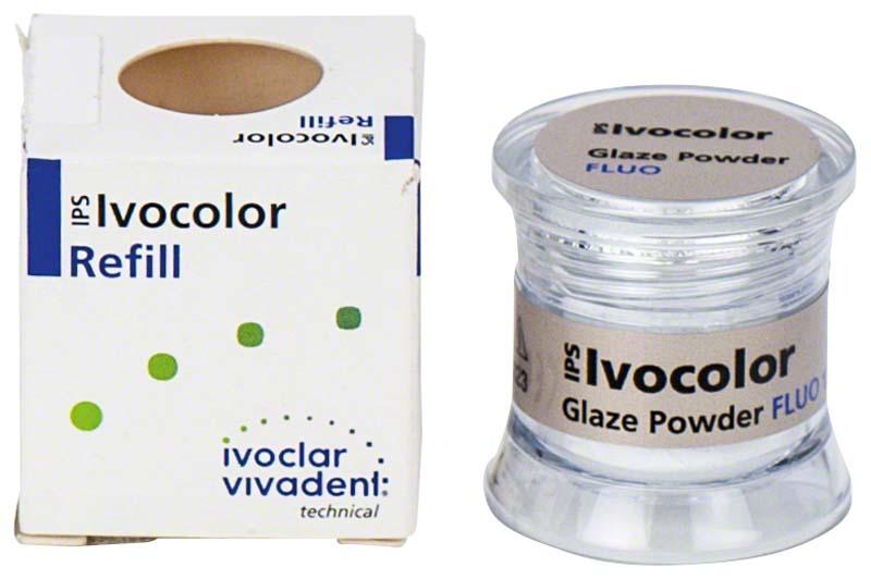 IPS Ivocolor Glaze Powder FLUO 1.8g