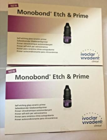 Monobond Etch & Prime Test Pack