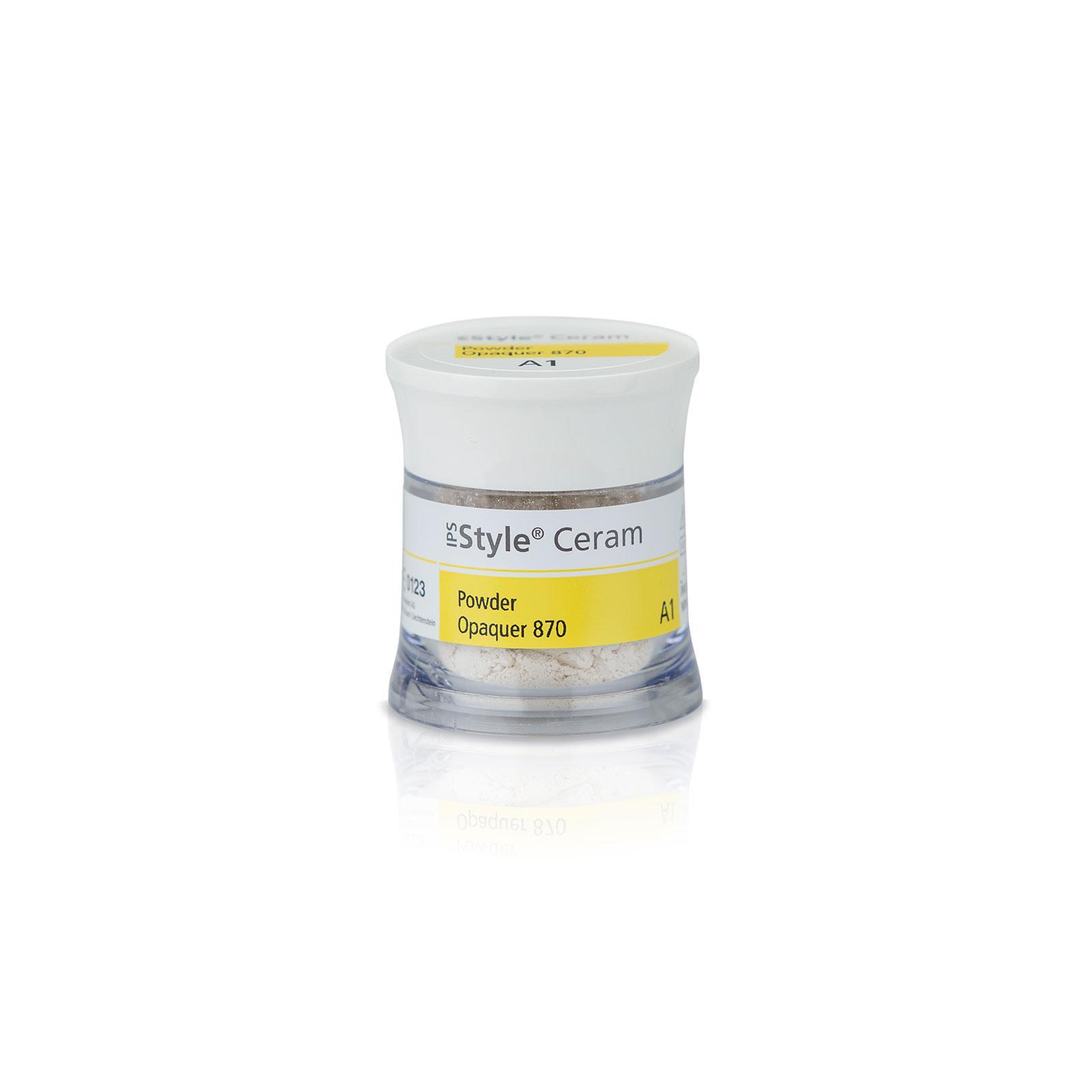 IPS Style Ceram Pow Opaquer 870 18g D3