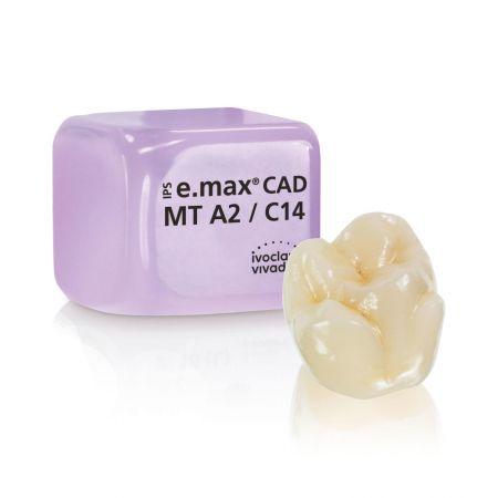 IPS e.max CAD Zenotec MT A2 C14/12