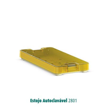 AUTOCLAVABLE CASE - MODEL 28011 case 186X81X18mm