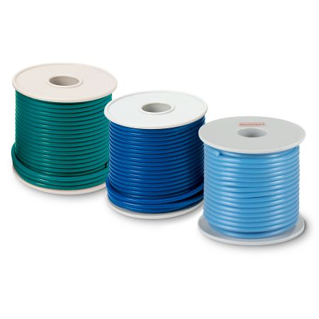 GEO wax wire medium hard blue 3,0mm