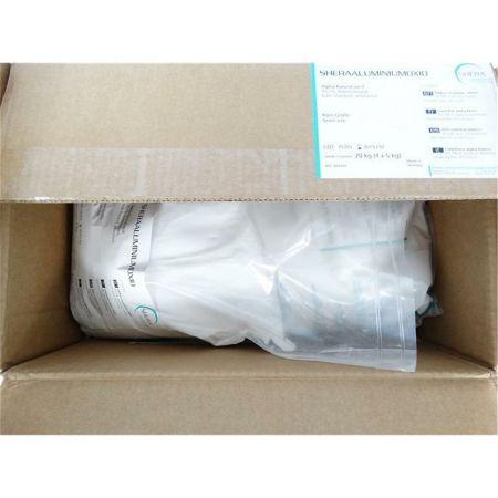 Shera Aluminiumoxid, White 110 my, 5 kg