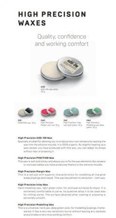 ADD-ON Wax, white / 30gr