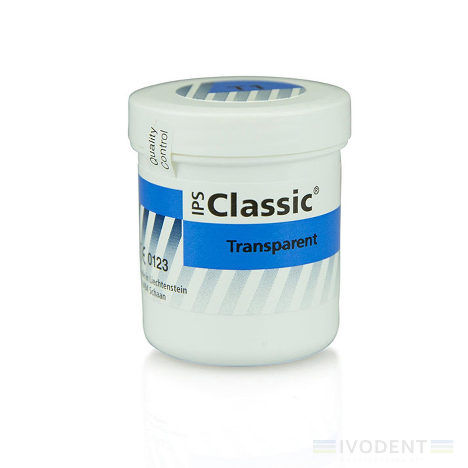 IPS Classic Transparent 20 g 4