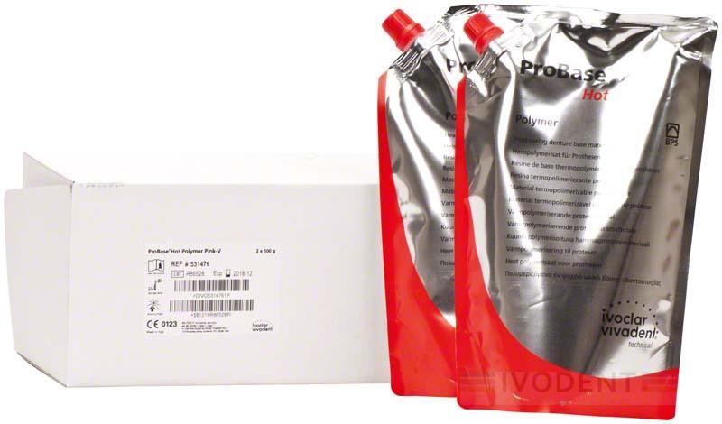 ProBase Hot Polymer 2x500 g S