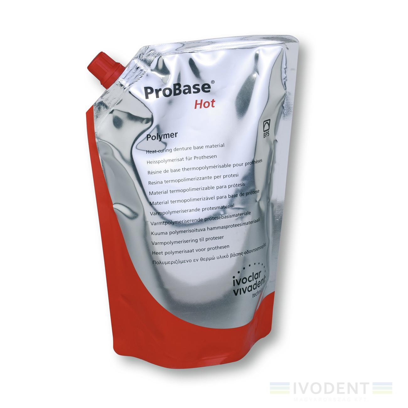 ProBase Hot Polymer 2x500 g clear