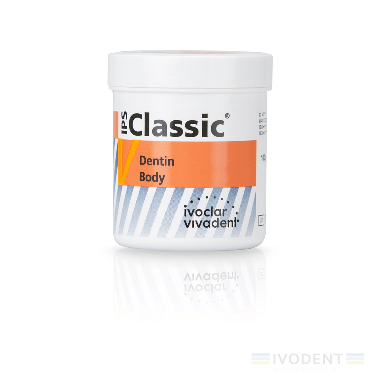 IPS Classic V Dentin 100 g B1
