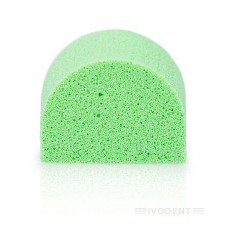 Nosepad set, green (medium) 5 pads