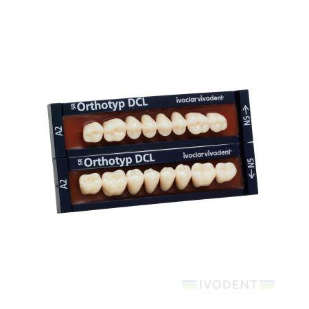 SR Orthotyp DCL Set of 8 A-D