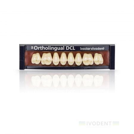 SR Ortholingual DCL Set of 8 A-D