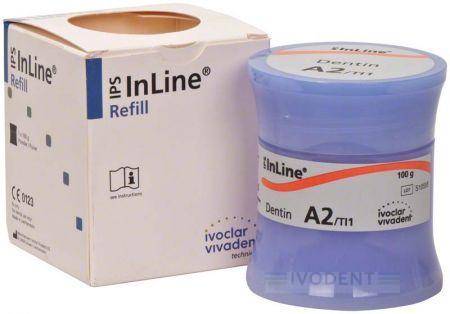 IPS InLine Dentin A-D 100 g A2