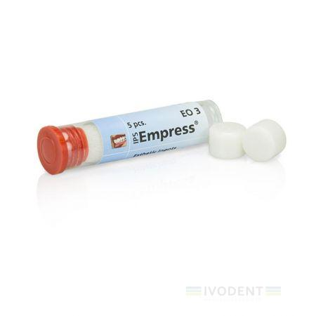 IPS Empress Esthetic Ingot E O3/5pcs