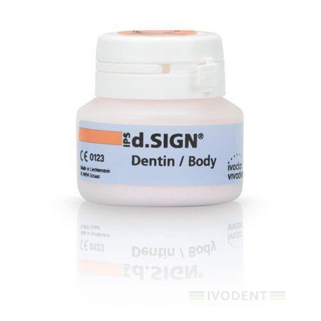IPS d.SIGN Dentin 20 g BL3