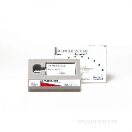 IPS e.max ZirCAD inLab MO 1 B65 L-17/1