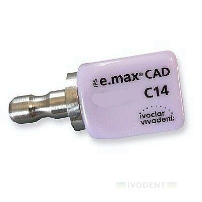 IPS e.max CAD CEREC/inLab HT C1 C14/5