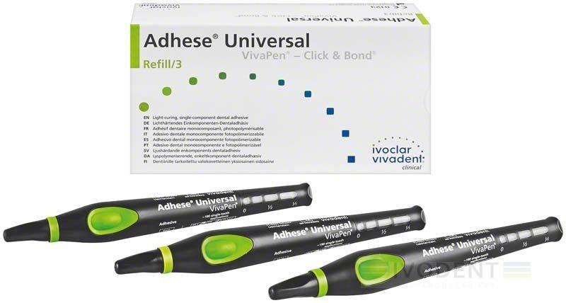AdheSE One F VivaPen Refill 3x2 ml