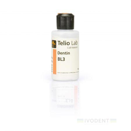 Telio Lab Bleach BL3 Dentin 100 g