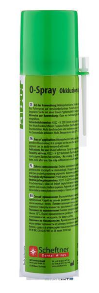O-Spray zöld 75 ml