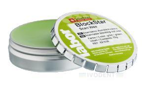 BlockStar ScanWax zöld kiblokkoló viasz, 70 g